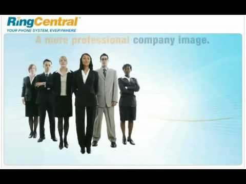 Ring Central - Your Online Professional Secretary - Free Trial