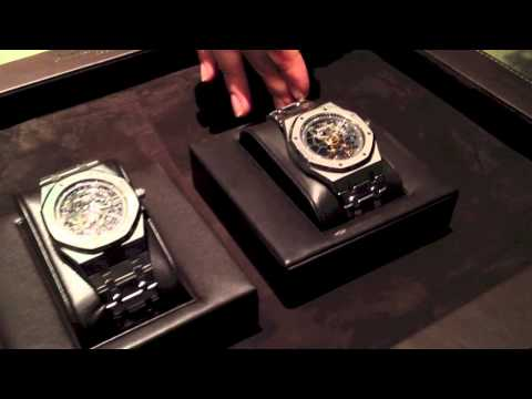 SIHH highlights: Audemars Piguet Royal Oak Anniversary