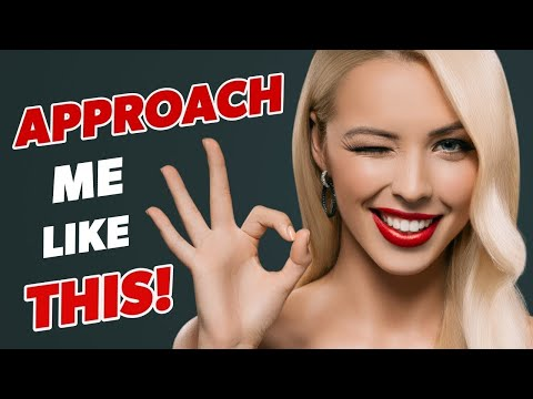 How To Approach A Girl & Keep Your Power -  Women Actually WANT You To Approach Them This Way!