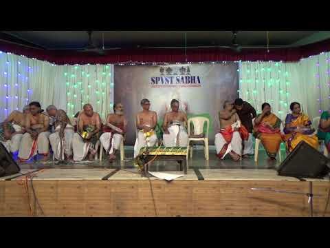 Video (17) Desikotsavam;/ Felicitation to Sri Nagai Narasimhan/ Others who made  function a Success