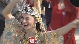 Azerbaijan celebrates Nowruz - le mag Free HD Video