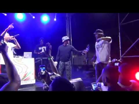 The 4th Annual Fresh Prince Of Maftown (Cassper Nyovest's Performance: Part 2)