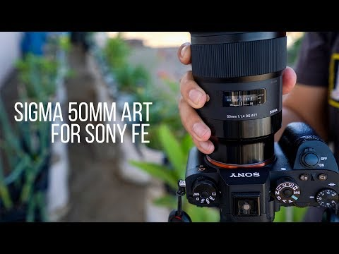 Initial Review   Sigma 50mm F1.4 Art for Sony E-Mount