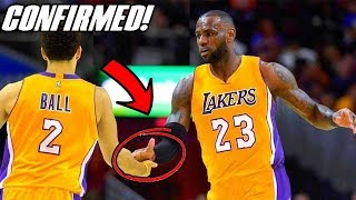 LEBRON JAMES SIGNING WITH LAKERS AFTER HIS SON COMMITS TO LA HIGH SCHOOL? PAUL GEORGE & CP3 TO JOIN