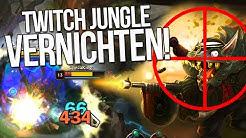 So VERNICHTET ihr Twitch Jungle