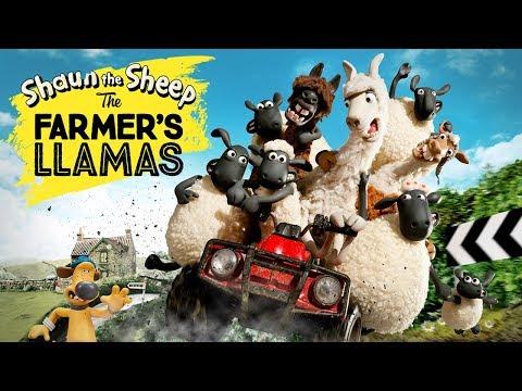 Llama Pak Tani [The Farmer's Llamas]   Shaun the Sheep   Full Movie