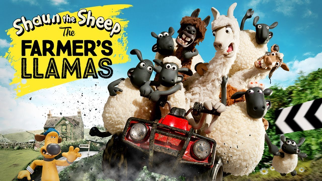 Llama Pak Tani [The Farmers Llamas] | Shaun the Sheep | Full Movie