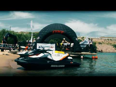 Hydrocycle Eurasia motors