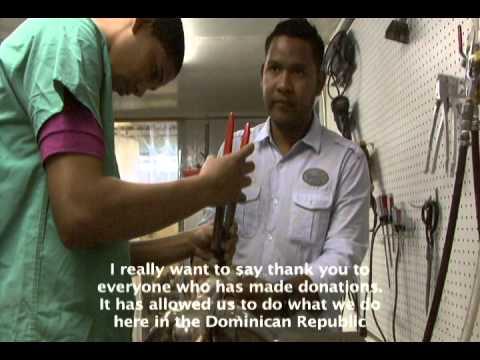 Dominican Republic Prosthetic Clinic