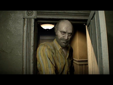 Resident Evil 7 Biohazard Official Launch Trailer