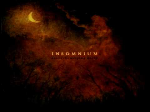 Insomnium - Mortal Share (lyrics)