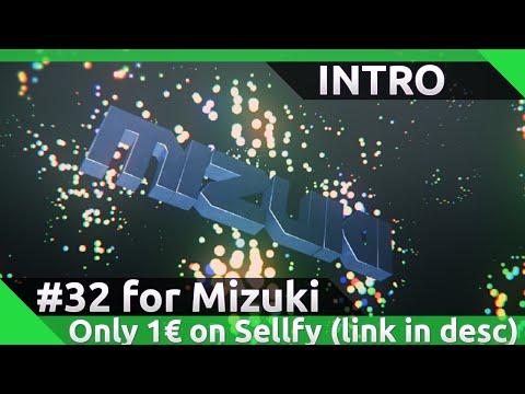 Intro #32 for Mizuki [60fps][PAID]{best}...