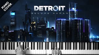 Detroit: Become Human - Opening Theme (Kara) - Piano David Escudero