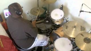 Tasha Cobbs - Break Every Chain (Drum Cover) Jesus Culture