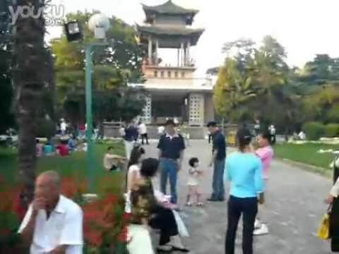 1034 Hangzhou Huangshan scenery   Lake Tourism Gold Line