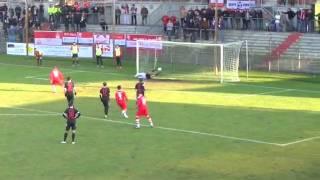 18. Spieltag: Rot Weiss Ahlen - SpVgg Erkenschwick