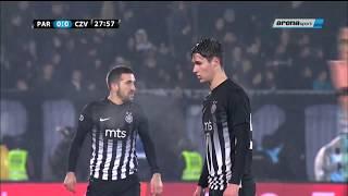 SLS: Partizan - Crvena zvezda (156. večiti derbi)