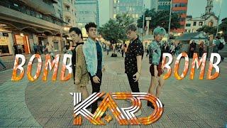 KPOP IN PUBLIC CHALLENGE - KARD - BOMB BOMB (밤밤) - DANCE COVER by B2  BEATU