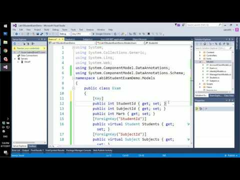 MVC Code first with 2 Primary Key on a table
