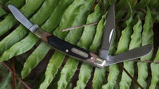 Legendary Old Timer 34OT Middleman -- Best Pocket Knife