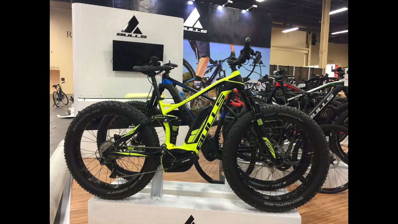 bulls electric bikes at interbike 2016 electric bike. Black Bedroom Furniture Sets. Home Design Ideas