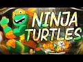 Michelangelo the NINJA Turtle | Brawlhalla