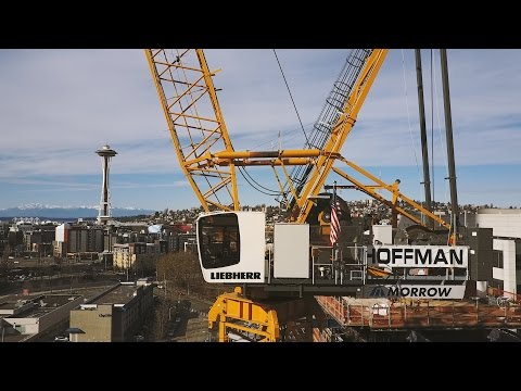 Seattle City of Cranes