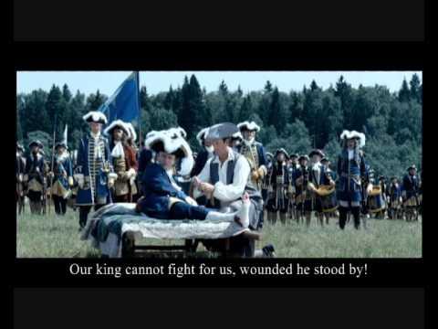 Slaget vid Poltava (English subtitles)