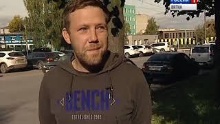 В Кирове сотрудники ГИБДД проверили, как водители паркуют машины(ГТРК Вятка)