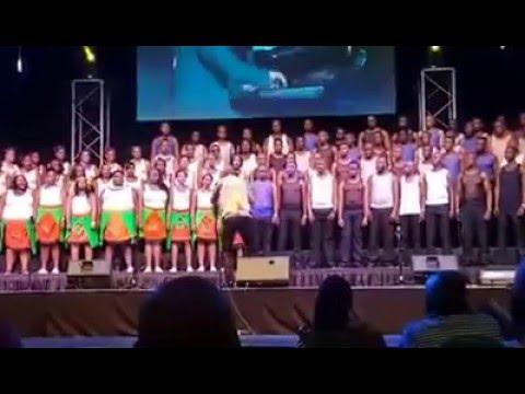 A hi dzuniseni xikwembu xa hina (instrumental) by gauteng.