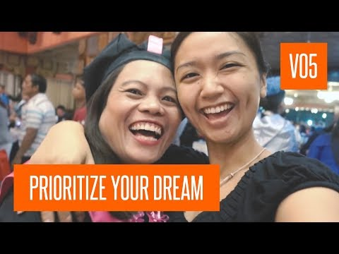 How to Prioritize Your Dream || VLOGVEMBER 5