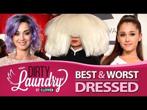 Best & Worst Dressed Grammys 2015 - Dirty Laundry