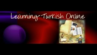 Turkish lessons tooth ache
