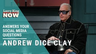 'A Star is Born' Star Andrew Dice Clay Answers Your Questions!