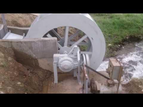 water-wheel-power