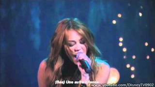 Hannah Montana Forever - Kiss It Goodbye [VOSTFR]
