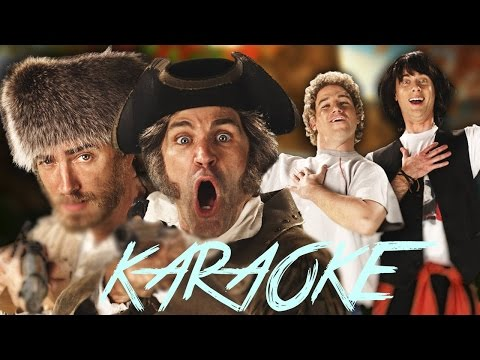 〈 Karaoke 〉 Bill & Ted vs Lewis and Clark | ERB Season 4