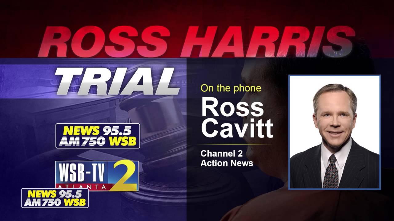 Ross Harris Trial Show - 4 11 16 - WSB Radio Live Lounge - Part 2