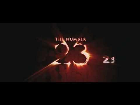 The Number 23 Trailer [ JIM CARREY ] HQ