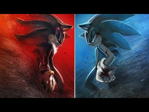 Shadow & sonic [ AMV ] -awake and alive