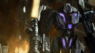 Трансформеры Битва за кибертрон Глава 1 Тёмный энергон часть 2