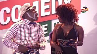 Download Alex Muhangi Comedy Store Sept 2019 - Jajja Bruce