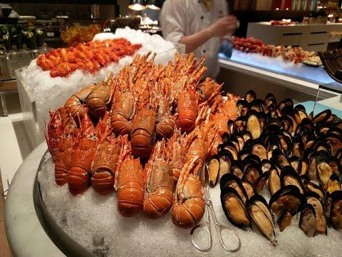 Where To Eat In KL: Shangri La's Lemon Garden Seafood Buffet