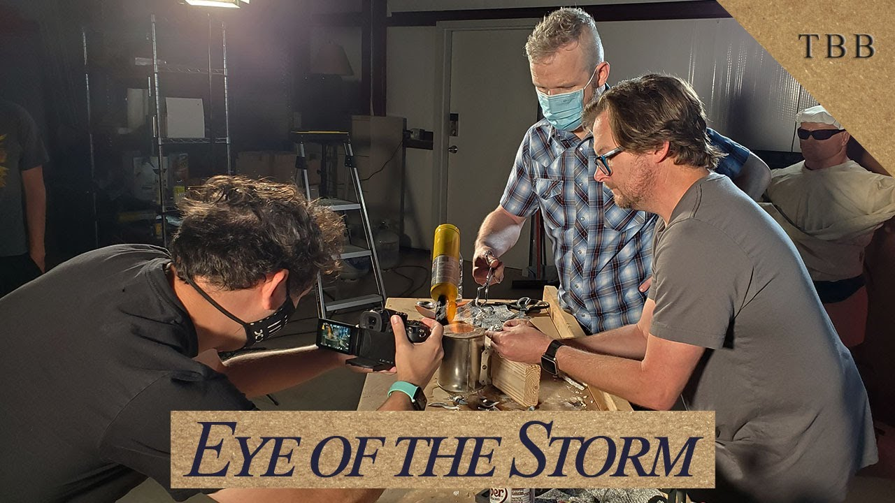 The Bizarre Briefing - Eye of the Storm - July 2020