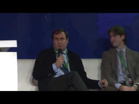 Mobile Commerce Congress: Mesa redonda geolocalización