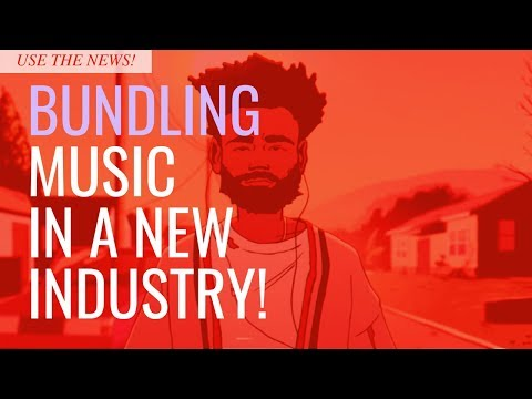 Is Bundling The New Music Trend?