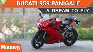panigale stock exhaust sound