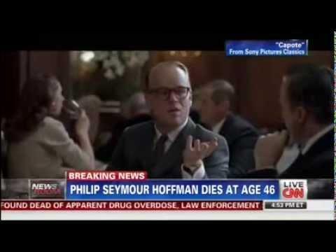 Philip Seymour Hoffman's death - Breaking news CNN discussion
