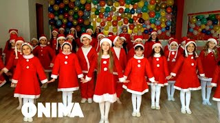 Merry Christmas Dance - Jingle Bells 2016(Merry Christmas and Happy Holidays everyone! Enjoy ^_^ and please Subscribe our channel for more Christmas dance are coming only for you ^_^, 2015-11-26T16:56:40.000Z)
