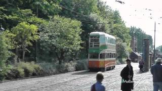 Crich Tramway Village Glasgow 50 Enthusiast Weekend